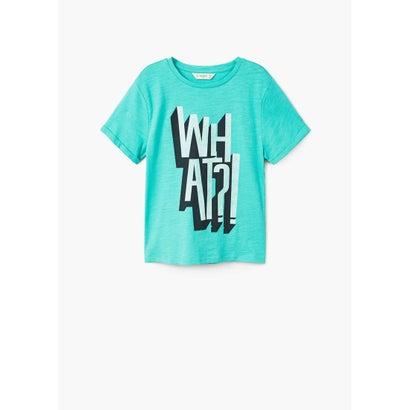 Tシャツ .-- TEO (ターコイズブルー)