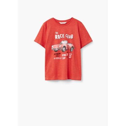 Tシャツ .-- EPETBOY (レッド)