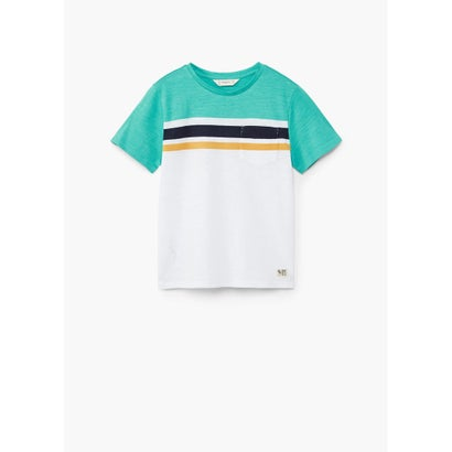 Tシャツ .-- RAYA (ターコイズブルー)