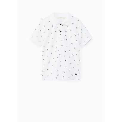 ポロシャツ .-- SPECIAL (ホワイト)