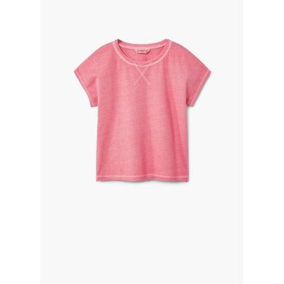 Tシャツ .-- VIOLE (ピンク)