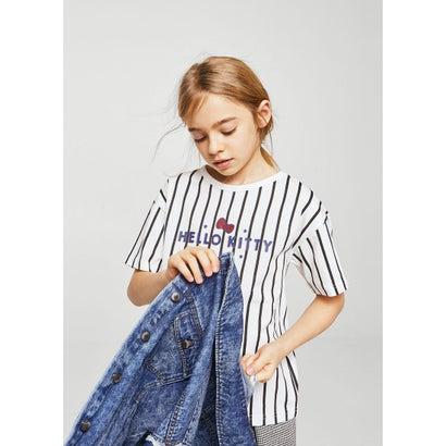 Tシャツ .-- GERI (ナチュラルホワイト)