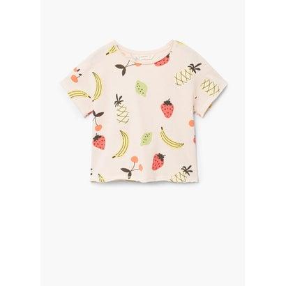 Tシャツ .-- BIGF (パステルピンク)