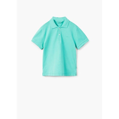 ポロシャツ .-- POLO (ターコイズブルー)