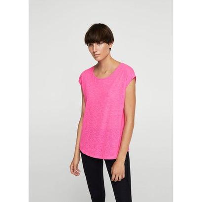 スポーツ Tシャツ .-- VAINA (ブライトピンク)