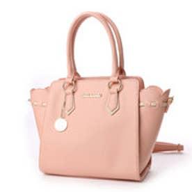 リズリサ LIZ LISA スカラ 2WAYミニトートバッグ (ピンク)