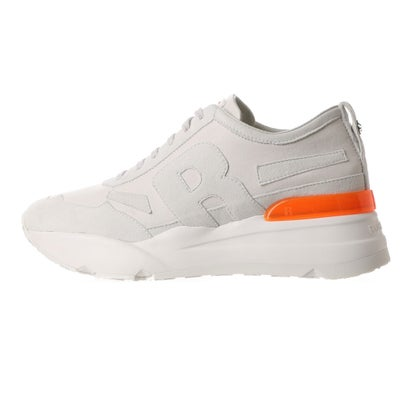 ルコライン RUCO LINE 4009 LEATHER SUEDE (WHITE ORANGE)