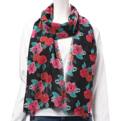 ルコライン RUCO LINE 9543 FOULARD FANTASY FLOWERS (FLOWERS)
