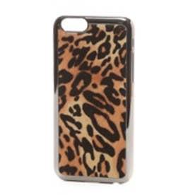 ゲイズ GAZE iPhone6 Leopard Calf Hair Bar(レオパード)