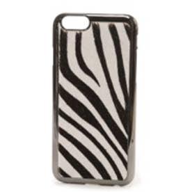 ゲイズ GAZE iPhone6 Zebra Calf Hair Bar(ゼブラ)
