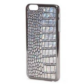 ゲイズ GAZE iPhone6 Plus Hologram Croco Bar(シルバー)