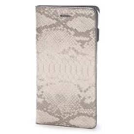 ゲイズ GAZE iPhone6 Plus Milk Snake Diary(ベージュ)