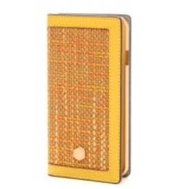 エスエルジーデザイン SLG Design iPhone6 D5 Edition Calf Skin Leather Diary(イエロー)