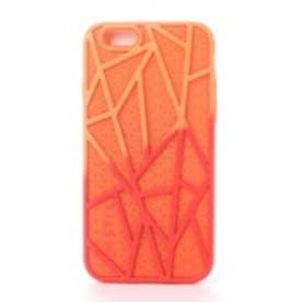 スティール STI:L iPhone6s/6 FREE RUN Bar(オレンジ)