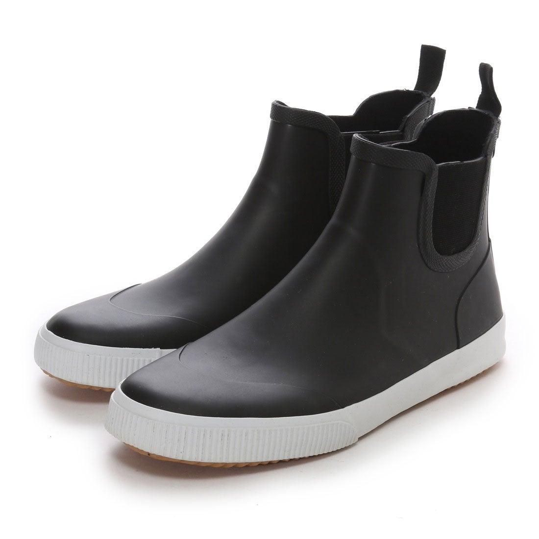 ビーシーアール BCR サイドゴアレインブーツ(BLACK) ,靴とファッションの通販サイト ロコンド