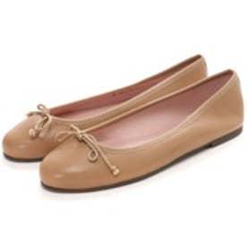 プリティ・バレリーナ Pretty Ballerinas MARILYN leather(マリリン レザー)バレエシューズ(ベージュ)