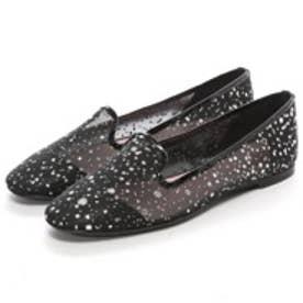 プリティ・バレリーナ Pretty Ballerinas FAYE sparkling(フェイ スパークリング)オペラシューズ(シルバー)