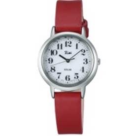 SEIKO アルバ ALBA リキ RIKI ソーラー 腕時計 国産 レディース AKQD016