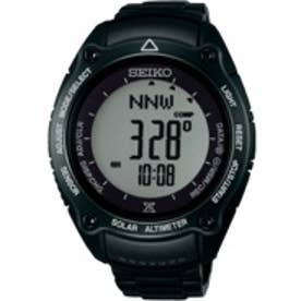 SEIKO プロスペックス PROSPEX ALPINIST ソーラー 腕時計 メンズ SBEB015