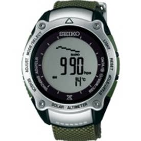 SEIKO プロスペックス PROSPEX ALPINIST ソーラー 腕時計 メンズ SBEB017