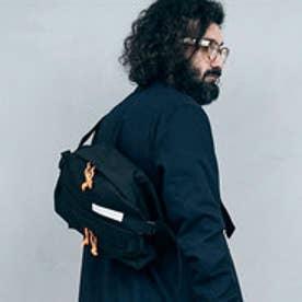 【ワーム デザイン ラボ  worm design lab】BODY BAG (BLACK)