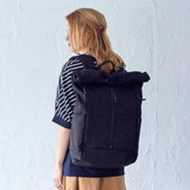 【ワーム デザイン ラボ  worm design lab】ROLL TOP RUCK (BLACK)