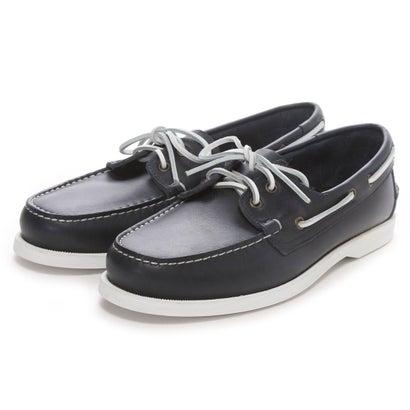 Daniele Lepori Indios Boat Shoes: Sky