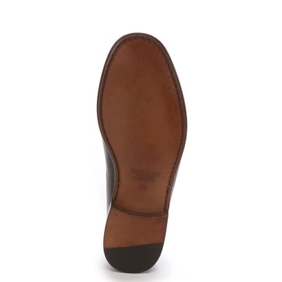 Daniele Lepori Horsebit Leather Moccasin: Brown