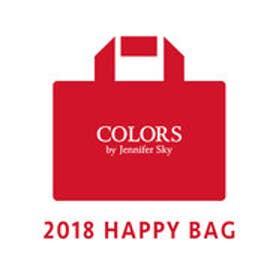 【2018年福袋】カラーズバイジェニファースカイ Happy Bag(ブラック)【返品不可商品】