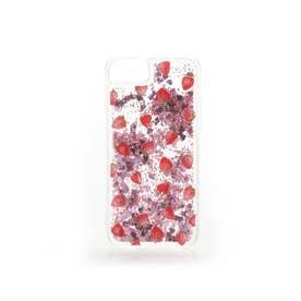 カラーズバイジェニファースカイ ストロベリーシリーズiPhoneケース(ピンク)