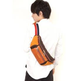 サマンサキングズ 3ポケット ボディBAG(チョコ)