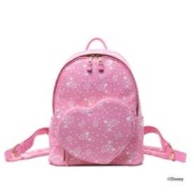 サマンサベガ 【D23記念 サマンサタバサオリジナルアート】ミニーマウス/リュック(ピンク)