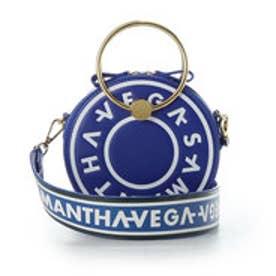 サマンサベガ サークルショルダーバッグ(ブルー)