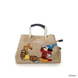 サマンサタバサデラックス ファンタジア ミッキーマウス/トートバッグ(ネイビー)