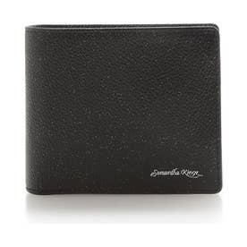 キングズ バイ サマンサタバサ SENSEコラボ 折財布(ブラック)
