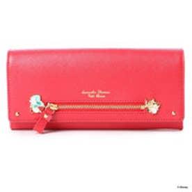 サマンサタバサプチチョイス ディズニーコレクション ふしぎの国のアリス 長財布 レザーシリーズ(ピンク)