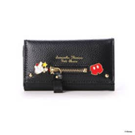 サマンサタバサプチチョイス ディズニーコレクション「ミッキーマウス&ミニーマウス」「ドナルドダック&デイジーダック」 キーケース(ミッキーマウス)