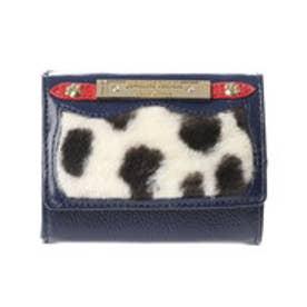 サマンサタバサプチチョイス ディズニーコレクション 101匹わんちゃん ミニ財布(ネイビー)