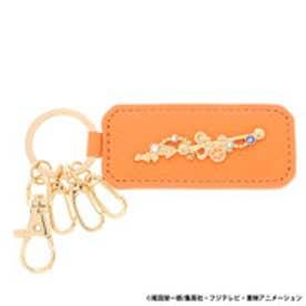 サマンサタバサプチチョイス ワンピースコラボシリーズ キーリング(オレンジ(ナミ))