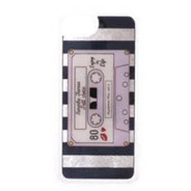 サマンサタバサプチチョイス カセットテープデザイン iPhone7ケース(ネイビー)