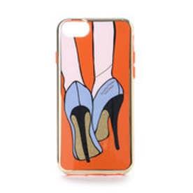 サマンサタバサプチチョイス ハイヒールデザイン iPhone7ケース(オレンジ)