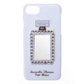 サマンサタバサプチチョイス ミラー付iPhoneケース パフュームバージョン(ライトブルー)