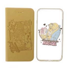 サマンサタバサプチチョイス ディズニーコレクション「ベル」iPhone7ケース(イエロー)