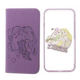 サマンサタバサプチチョイス ディズニーコレクション「ラプンツェル」iPhone7ケース(ラベンダー)