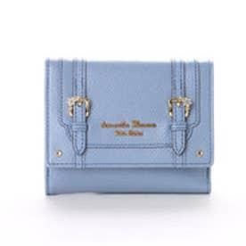 サマンサタバサプチチョイス ディーブルーメ 折財布(ブルー)