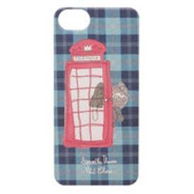 サマンサタバサプチチョイス Lara Collection ロンドンシリーズ iphoneケース(プラスチック)(ネイビー)