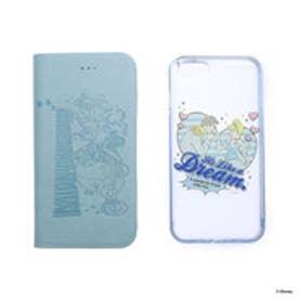 サマンサタバサプチチョイス ディズニーコレクション「シンデレラ」iPhone7ケース(ライトブルー)