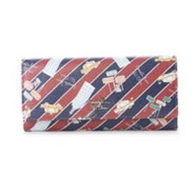 サマンサタバサプチチョイス Lara Collection ニューヨークシリーズ NY CITY 長財布【3年保証対象品】(ワインレッド)