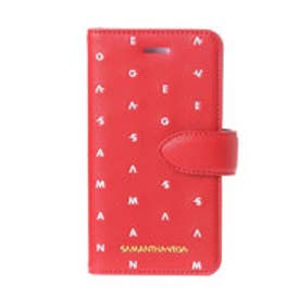 サマンサベガ ラグーン iPhone7ケース(レッド)