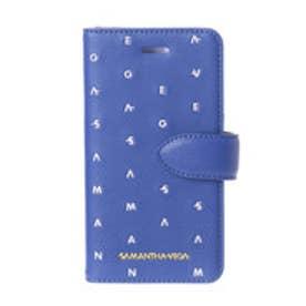 サマンサベガ ラグーン iPhone7ケース(ブルー)